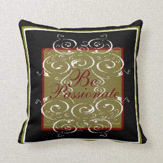 Sea apasionado almohada