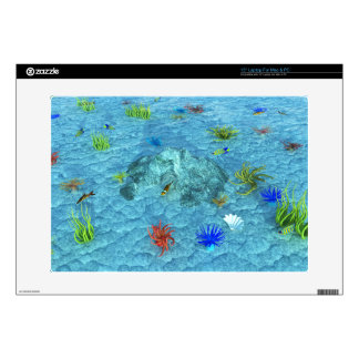 Sea Aquarium Laptop Decals