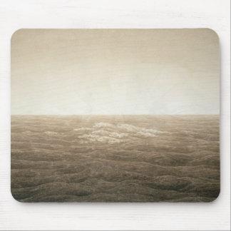 Sea at Sunrise, 1828 Mouse Pad