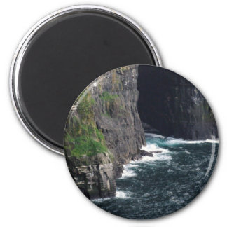 Sea at the Cliffs of Moher Magnet