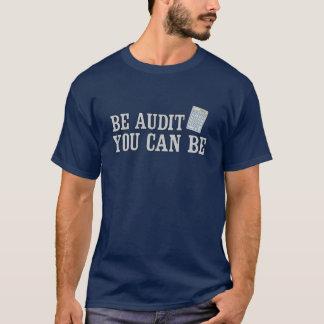 Sea auditoría que usted puede ser playera