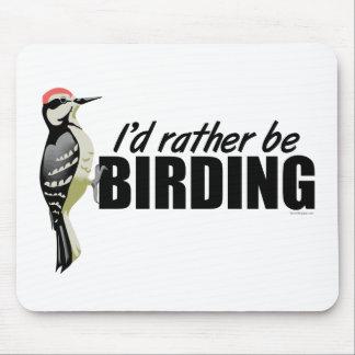 Sea bastante Birding Alfombrillas De Ratón