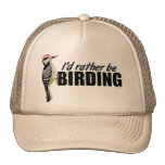 Sea bastante Birding Gorro De Camionero