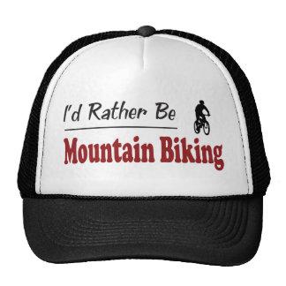 Sea bastante el Biking de la montaña Gorro