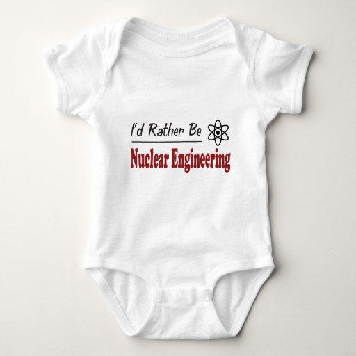 Sea bastante ingeniería nuclear playeras