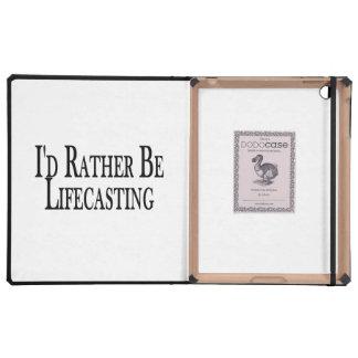 Sea bastante Lifecasting