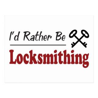 Sea bastante Locksmithing Postal
