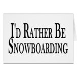 Sea bastante snowboard tarjetas