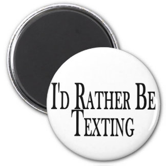 Sea bastante Texting Imán Redondo 5 Cm