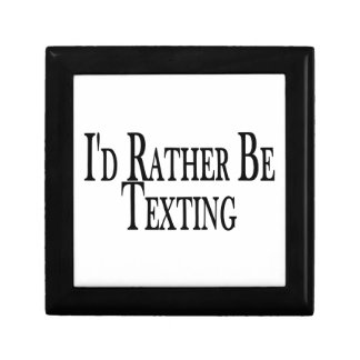 Sea bastante Texting Joyero Cuadrado Pequeño