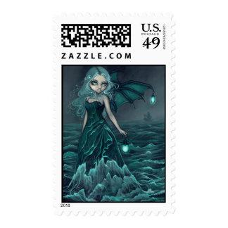 """Sea Beacon"" Stamp"
