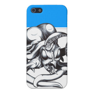 Sea Beast Case For iPhone SE/5/5s