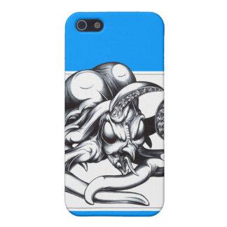 Sea Beast iPhone 5 Cover