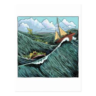 Sea Beast Postcard