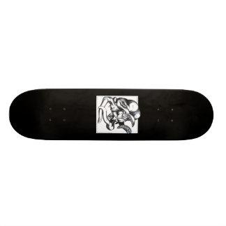 Sea Beast Skateboard Deck