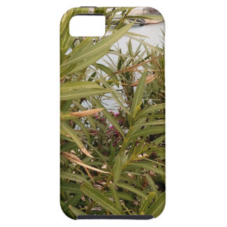Sea behind the plants iPhone SE/5/5s case