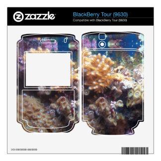 sea below me BlackBerry tour 9630 skin