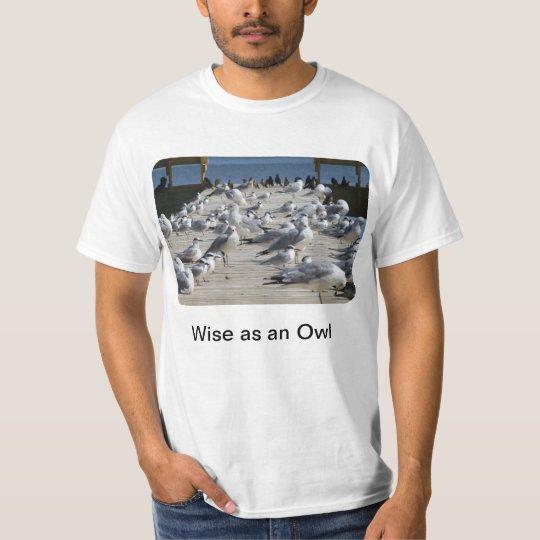 Sea Birds Dry Docked T-Shirt