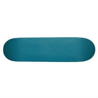 SEA BLUE (solid color) ~ Skateboard Deck
