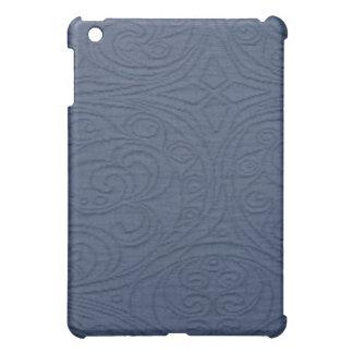Sea Blue Texture  iPad Mini Cover