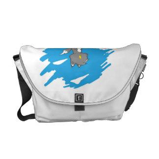 Sea bolso creativo bolsas de mensajería