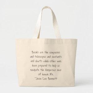 Sea Book Bag bag