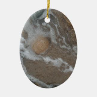 Sea Bounty Ceramic Ornament
