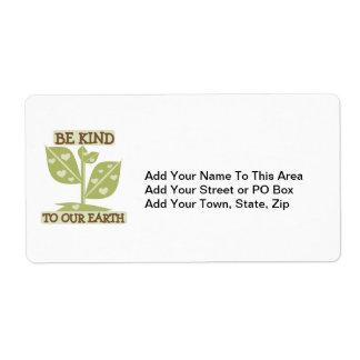 Sea bueno con nuestras camisetas y regalos de la t etiquetas de envío