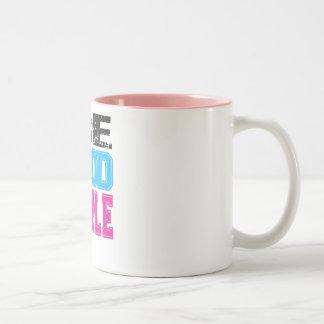 Sea buenos regalos de la taza de la gente