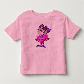 Sea camiseta de la tarjeta del día de San Valentín Playera