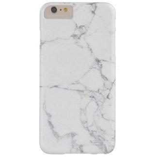 sea caso más del iPhone 6 de mármol blancos, Funda Para iPhone 6 Plus Barely There