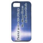 Sea caso religioso cristiano del iPhone de Jesús iPhone 5 Protector