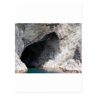 Sea Cave Postcard