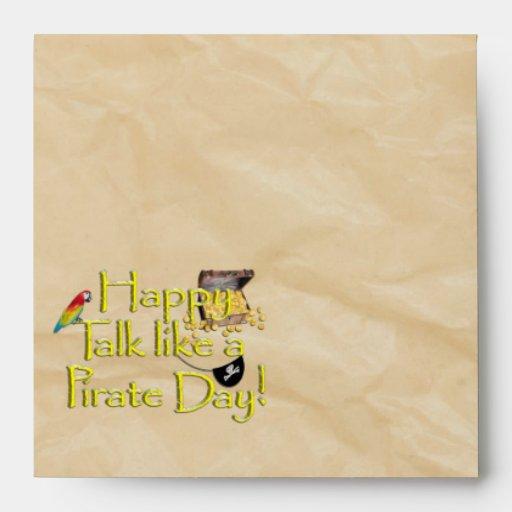 ¡Sea charla como un día del pirata! Imagen del dis Sobre