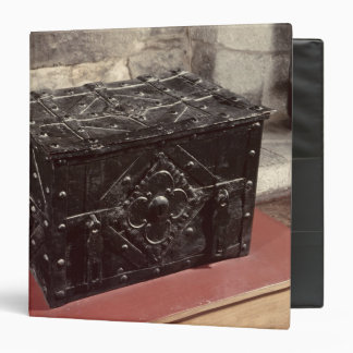 Sea chest, from Nuremberg 3 Ring Binder