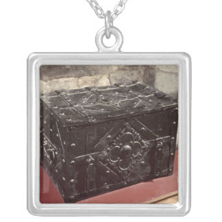 Sea chest, from Nuremberg Silver Plated Necklace