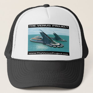 Sea City Trucker Hat