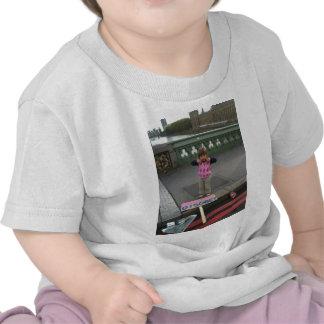 Sea civil - desobedezca camisetas