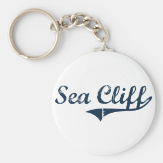 Sea Cliff New York Classic Design Key Chains