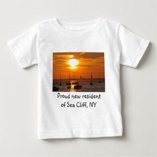 Sea Cliff NY Baby T-Shirt
