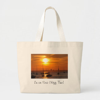 Sea Cliff NY Tote Bags