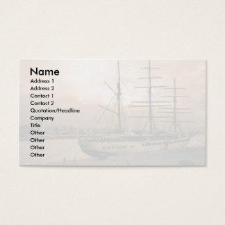 Sea Cloud II Business Card