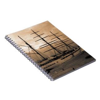 Sea Cloud II Notebook