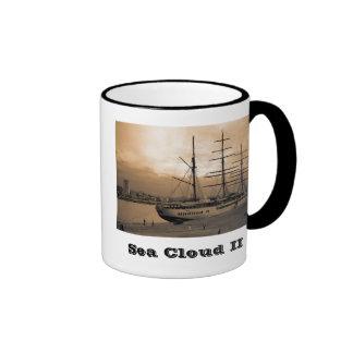 Sea Cloud II Ringer Mug