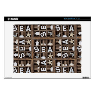 Sea Collection Acer Chromebook Skins