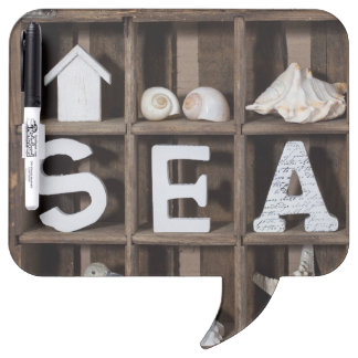 Sea Collection Dry Erase Whiteboards