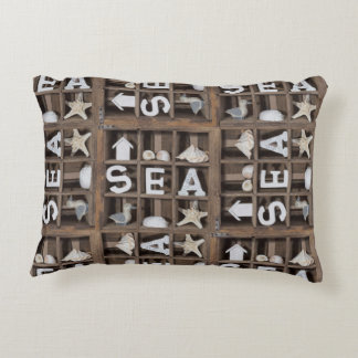 Sea Collection Accent Pillow