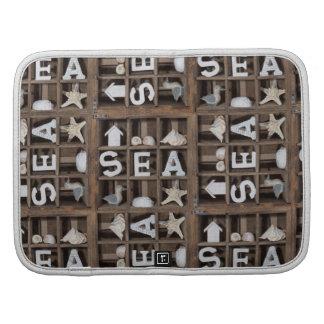 Sea Collection Folio Planner