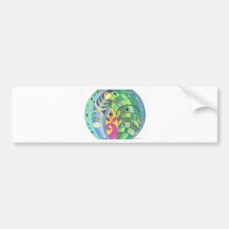 Sea Conch Bumper Sticker