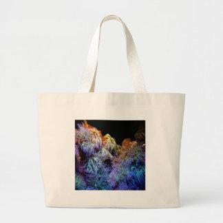Sea Coral Large Tote Bag